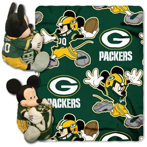 "Northwest NFL Green Bay Packers 50"" Mickey Throws"