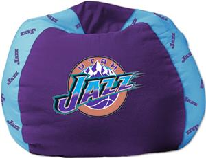 Northwest NBA Utah Jazz Cotton Duck Bean Bag