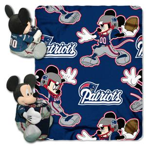 Northwest NFL New England Patriots Mickey Throws