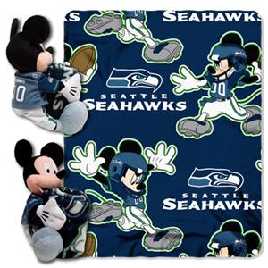"Northwest NFL Seattle Seahawks 50"" Mickey Throws"