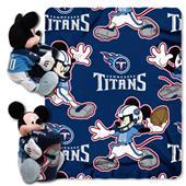 "Northwest NFL Tennessee Titans 50"" Mickey Throws"