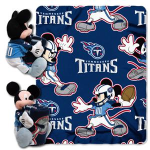 "Northwest NFL Tennessee Titans 50"" Mickey Throws"