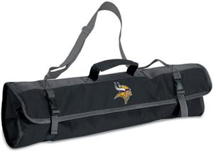 Picnic Time Minnesota Vikings BBQ Set w/Tote