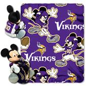 "Northwest NFL Minnesota Vikings 50"" Mickey Throws"