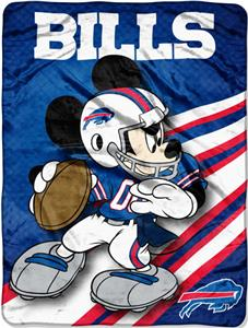 "Northwest NFL Buffalo Bills 60"" Mickey Throws"