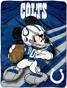 "Northwest NFL Indianapolis Colts 60"" Mickey Throws"