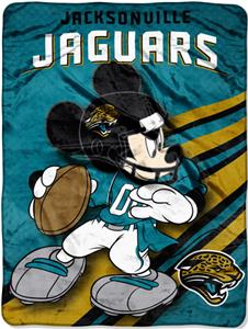 Northwest NFL Jacksonville Jaguars Mickey Throws