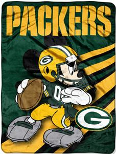 "Northwest NFL Green Bay Packers 60"" Mickey Throws"
