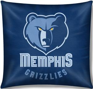 "Northwest NBA Memphis Grizzlies 18"" Toss Pillow"