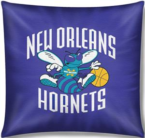 "Northwest NBA New Orleans Hornet 18"" Toss Pillow"