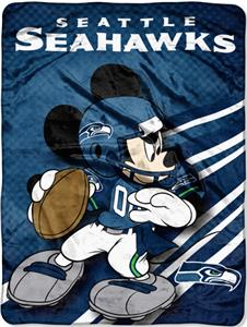 "Northwest NFL Seattle Seahawks 60"" Mickey Throws"
