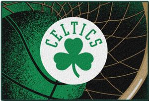 "Northwest NBA Boston Celtics 39""x59"" Tufted Rug"