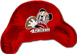 Northwest NFL San Francisco 49ers Mickey Pillows