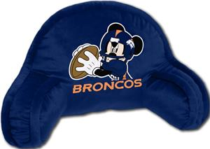 Northwest NFL Denver Broncos Mickey Pillows