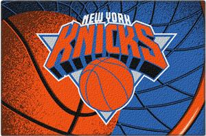 "Northwest NBA New York Knicks 39""x59"" Tufted Rug"