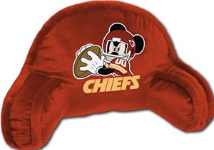 Northwest NFL Kansas City Chiefs Mickey Pillows