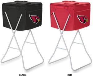 Picnic Time NFL Arizona Cardinals Party Cube