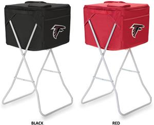 Picnic Time NFL Atlanta Falcons Party Cube