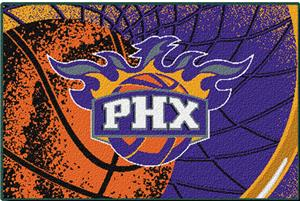 "Northwest NBA Phoenix Suns 39""x59"" Tufted Rug"