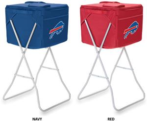 Picnic Time NFL Buffalo Bills Party Cube