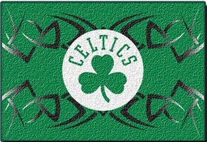 "Northwest NBA Boston Celtics 20""x30"" Tufted Rug"
