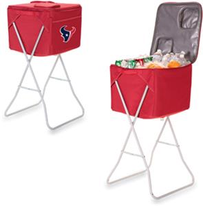 Picnic Time NFL Houston Texans Party Cube