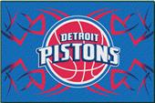 "Northwest NBA Detroit Pistons 20""x30"" Tufted Rug"