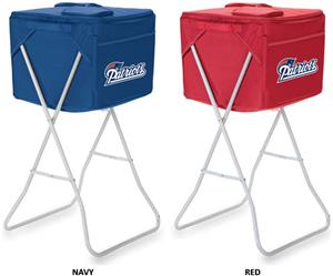 Picnic Time NFL New England Patriots Party Cube