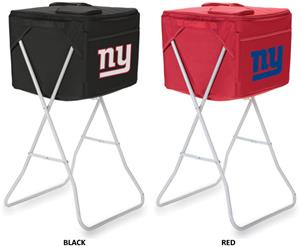 Picnic Time NFL New York Giants Party Cube   