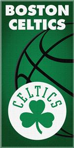 "Northwest NBA Boston Celtics 30""x60"" Beach Towel"