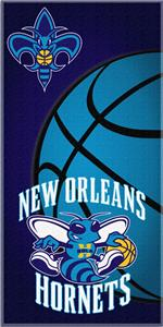 "Northwest NBA New Orleans Hornets 30""x60"" Towel"