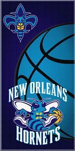 "Northwest NBA New Orleans Hornets 30""x60"" Towel"