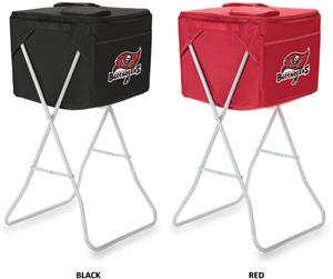 Picnic Time NFL Tampa Bay Buccaneers Party Cube