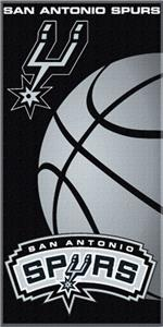 Northwest NBA San Antonio Spurs 30x60 Beach Towel