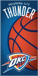 "Northwest NBA OKC Thunder 30""x60"" Beach Towel"