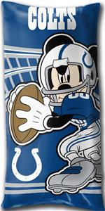 Northwest NFL Indianapolis Colts Mickey Pillows