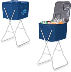 Picnic Time NFL Detroit Lions Party Cube