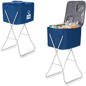 Picnic Time NFL Indianapolis Colts Party Cube