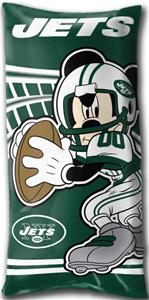 Northwest NFL New York Jets Mickey Pillows