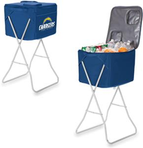 Picnic Time NFL San Diego Chargers Party Cube
