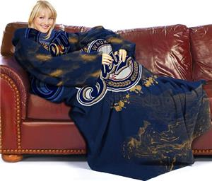 Northwest MLB Milwaukee Brewers Adult Fleece Throw