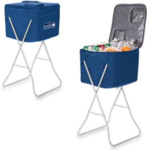 Picnic Time NFL Seattle Seahawks Party Cube