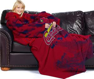 Northwest MLB Cardinals Adult Fleece Throw