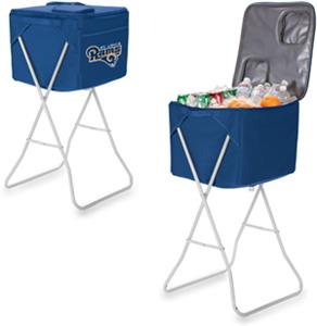 Picnic Time NFL St. Louis Rams Party Cube