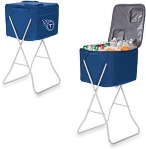 Picnic Time NFL Tennessee Titans Party Cube