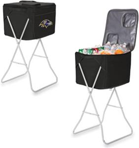 Picnic Time NFL Baltimore Ravens Party Cube
