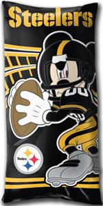 Northwest NFL Pittsburgh Steelers Mickey Pillows