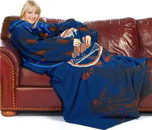 Northwest MLB New York Mets Adult Fleece Throw