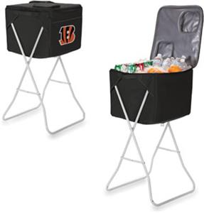 Picnic Time NFL Cincinnati Bengals Party Cube   