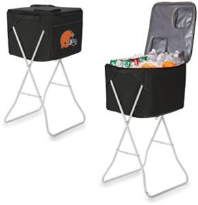 Picnic Time NFL Cleveland Browns Party Cube